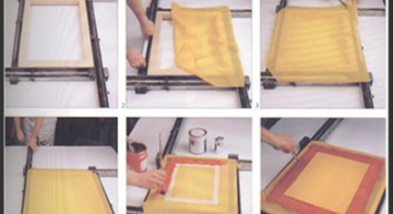 Curso de Silk Screen