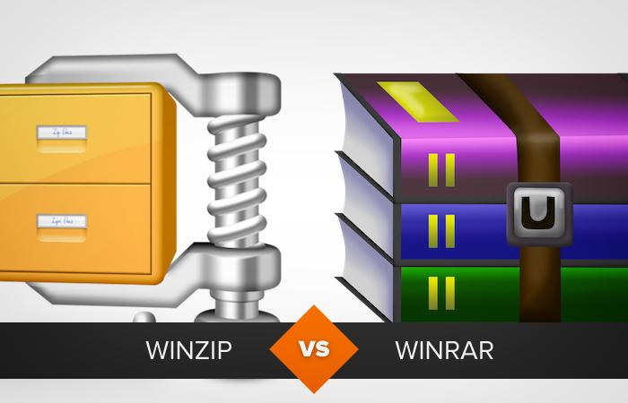 Como instalar winzip e winrar