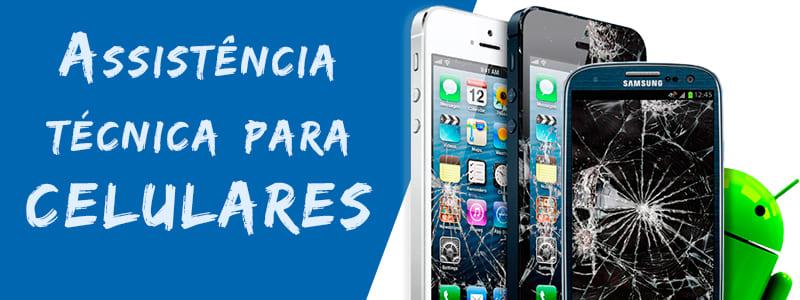 Contratar assistência técnica de celulares